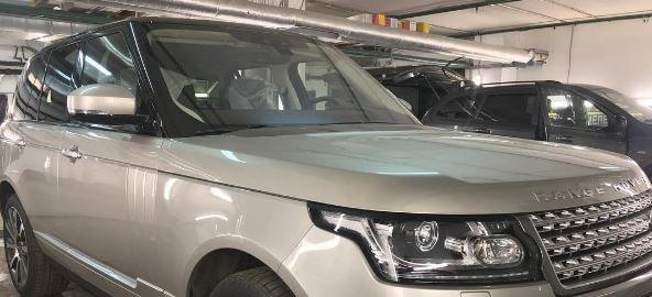 Фото тонировки авто по ГОСТу в Ульяновске
